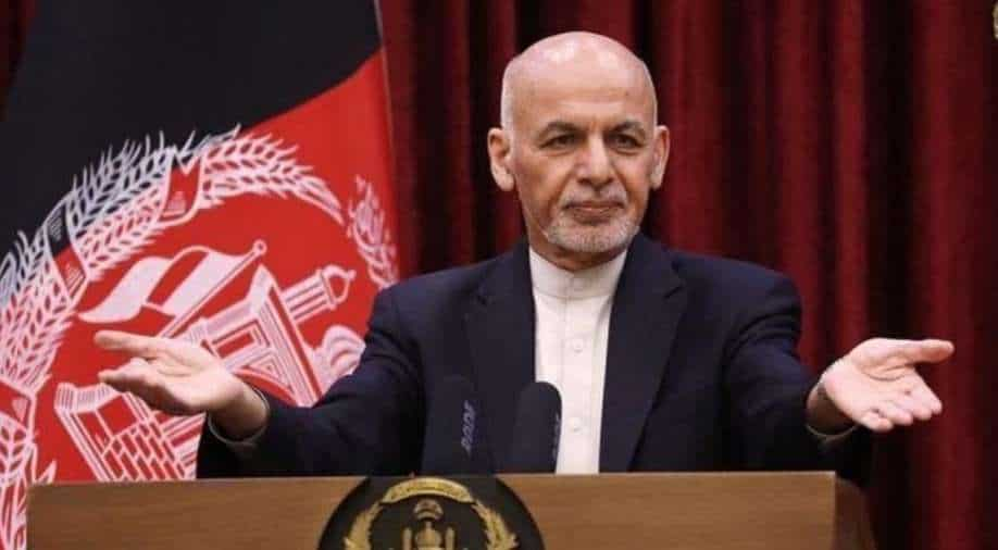 Afghan journalist in presidential delegation tests positive for COVID-19