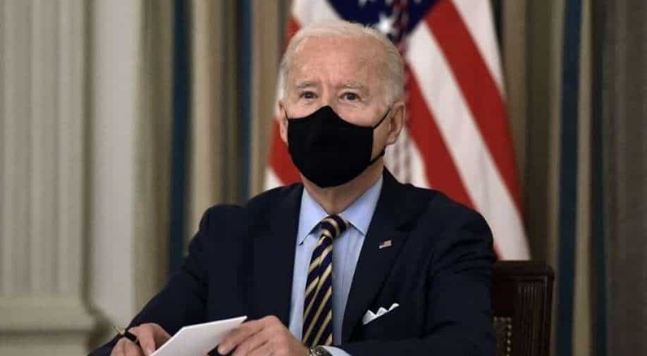 Biden confuses Syria and Libya at the G7 press conference