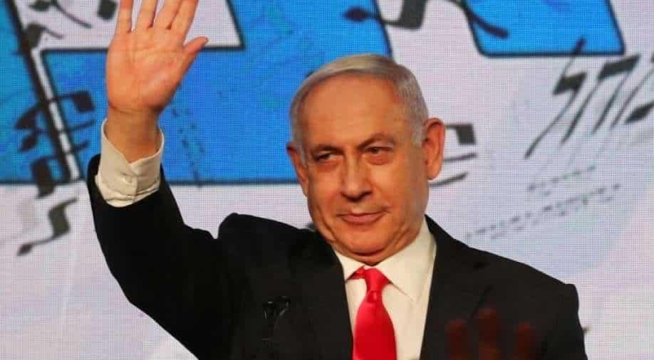 Israeli internal security warns of violence as Netanyahu is deposed