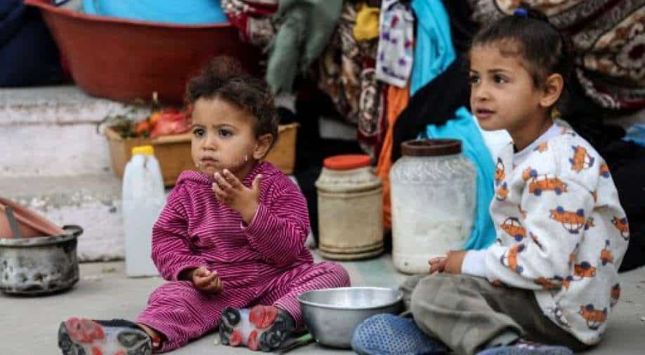Almost 200,000 Palestinians need health aid after the Israel-Gaza conflict, says the WHO