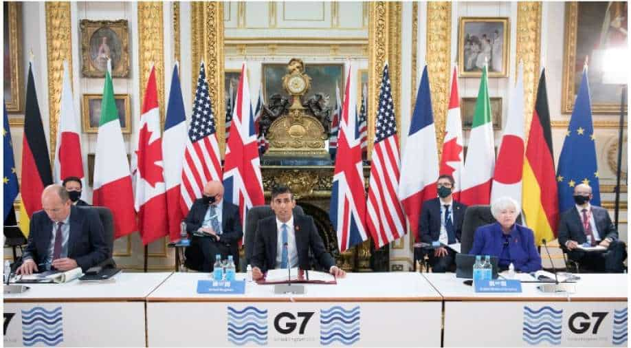 Technology companies at a glance: G7 countries agree on a corporate tax rate of at least 15 percent