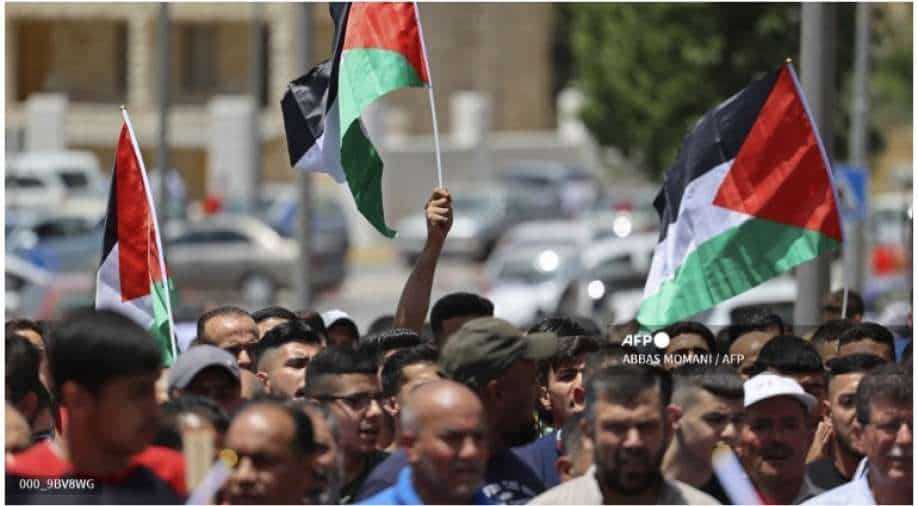 Palestinian teenagers shot dead in clash with Israeli army, medics say