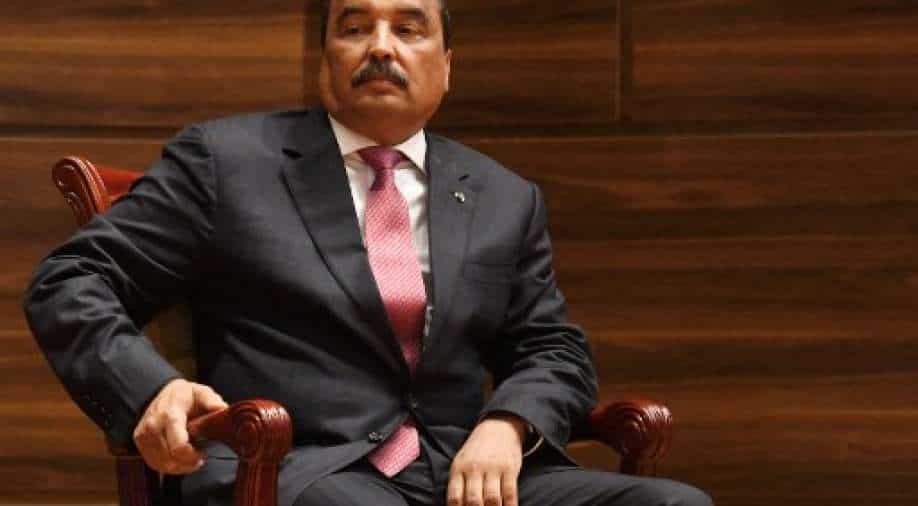 Mauritanian ex-leader charged with transplant