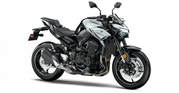 Kawasaki Z900 updated for MY2022 with new colors