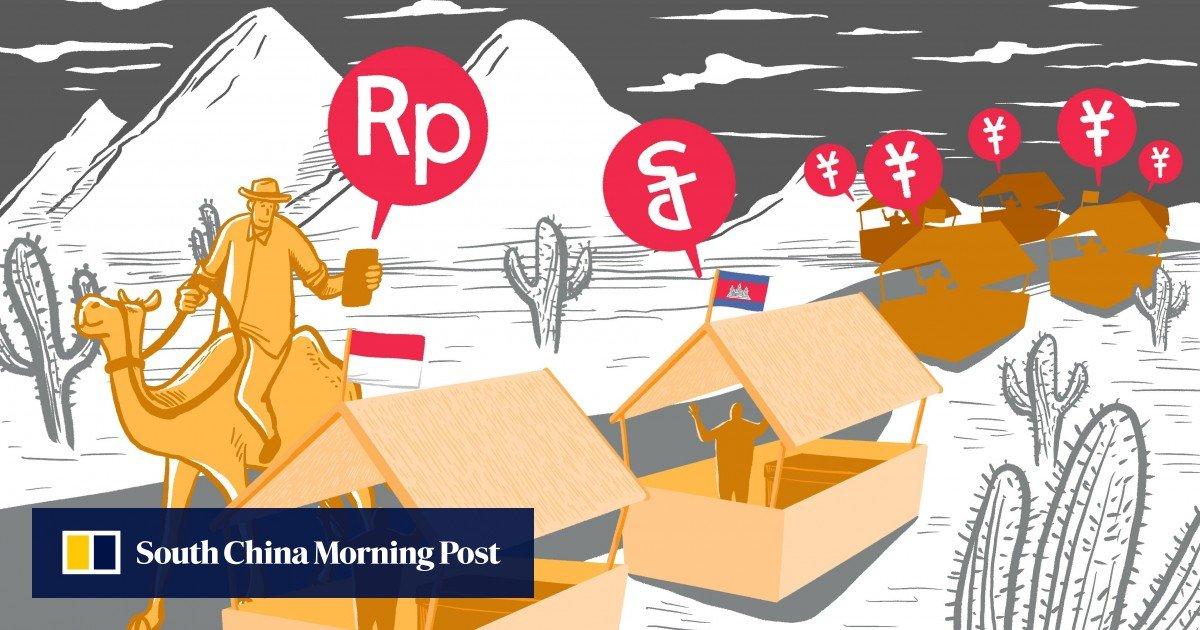 Blockchain ambitions: China's e-yuan kick starts a rush to mint digital currencies along the new Silk Road