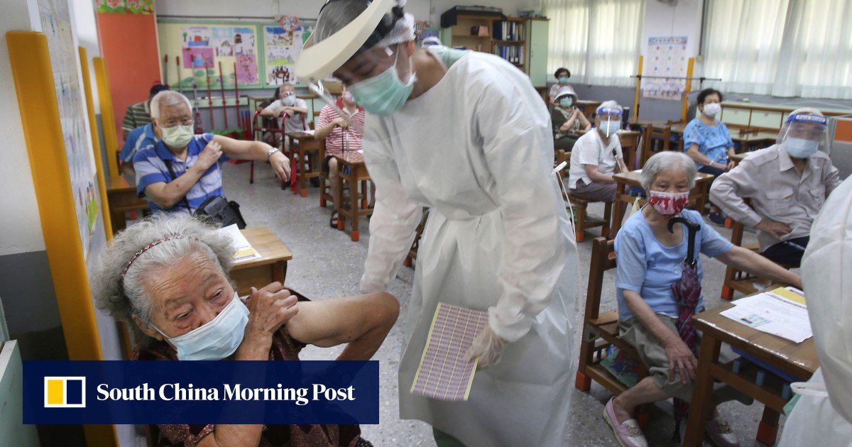 Taiwan Covid-19 Vaccines May Be Late For US Emergency Testing