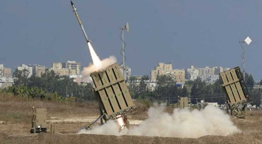 """South Korea is building missiles similar to Israel's """"Iron Dome"""" to counter the North Korean threat"""