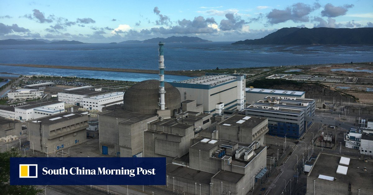 China's nuclear safety has been called into question over the Taishan reactor, but it aims to be a world leader by 2050