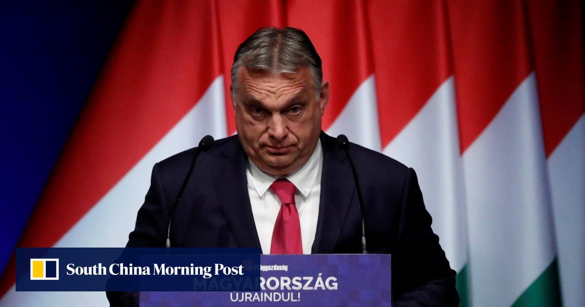 Hungary's Viktor Orban will support the referendum on the plan to house the Chinese university campus