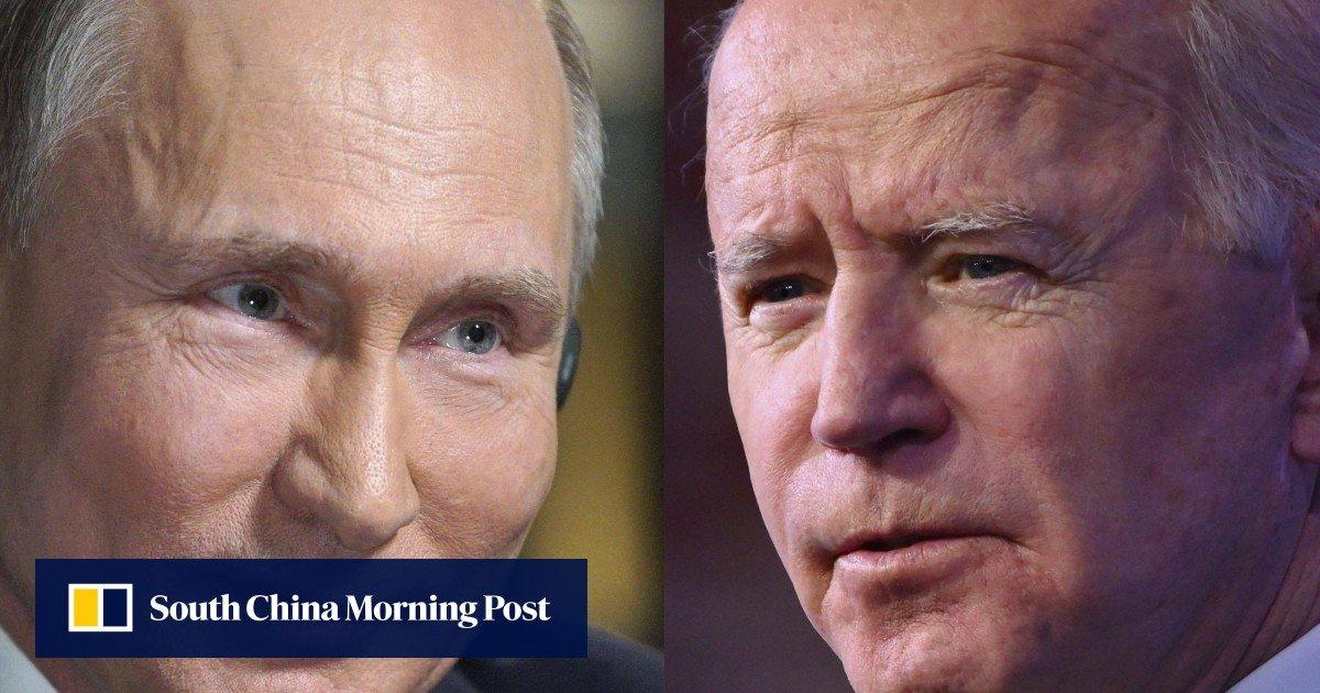 "Joe Biden calls Vladimir Putin a ""worthy opponent"" ahead of the Geneva meeting"