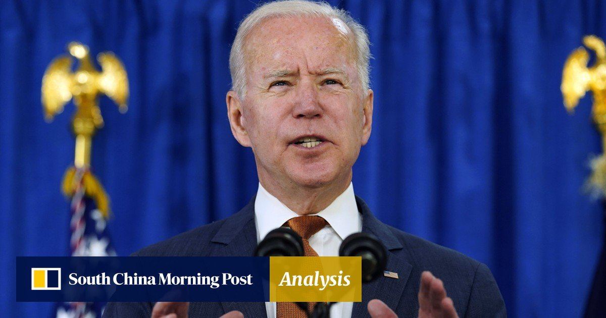 The Asian hole in Joe Biden's trading agenda