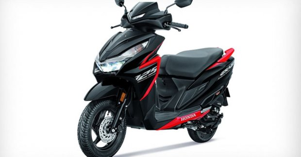 Honda Grazia 125 Sports Edition Cashback Offer Announced