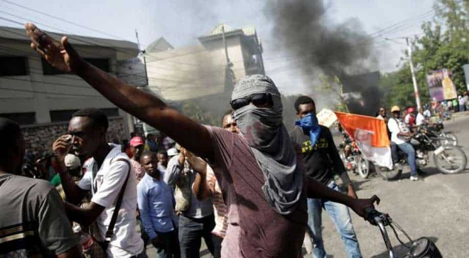 Haiti calls on US and UN to send security forces to stabilize the country: ministers