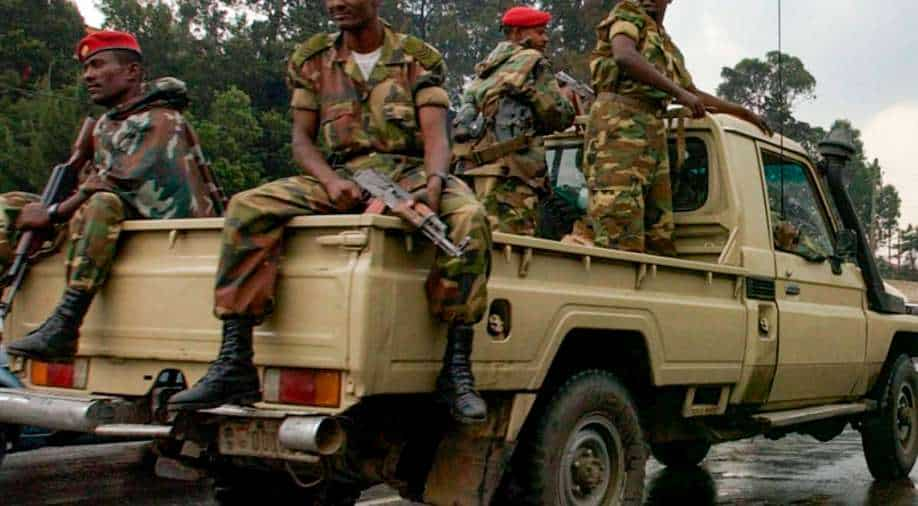 Rebel troops in Tigray, Ethiopia, start a new offensive, conquer the city: Spokesman