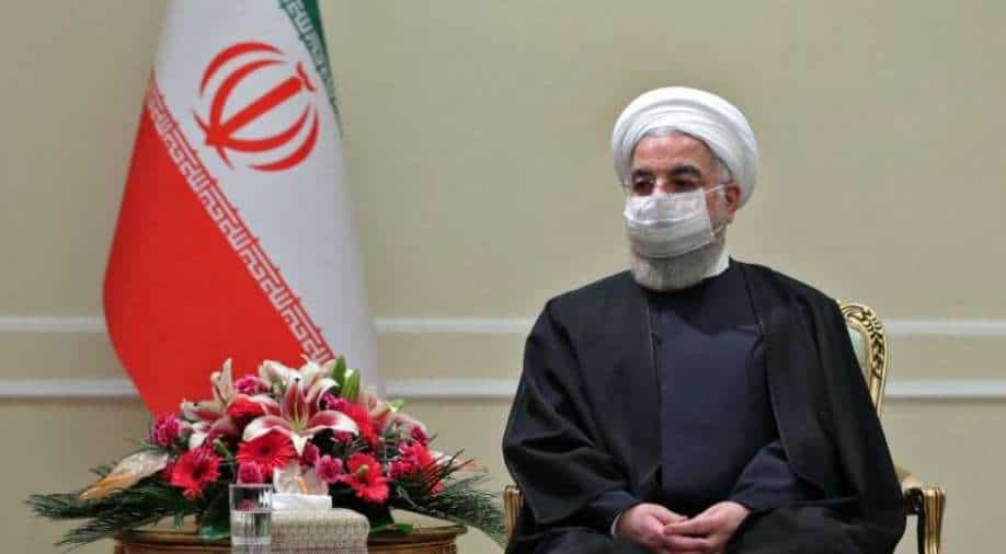 Iranian President Hassan Rouhani publishes rare explanations for power outages