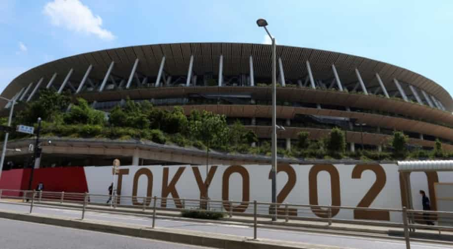 Tokyo Olympics 2020: Two athletes tested positive for COVID-19, organizers say