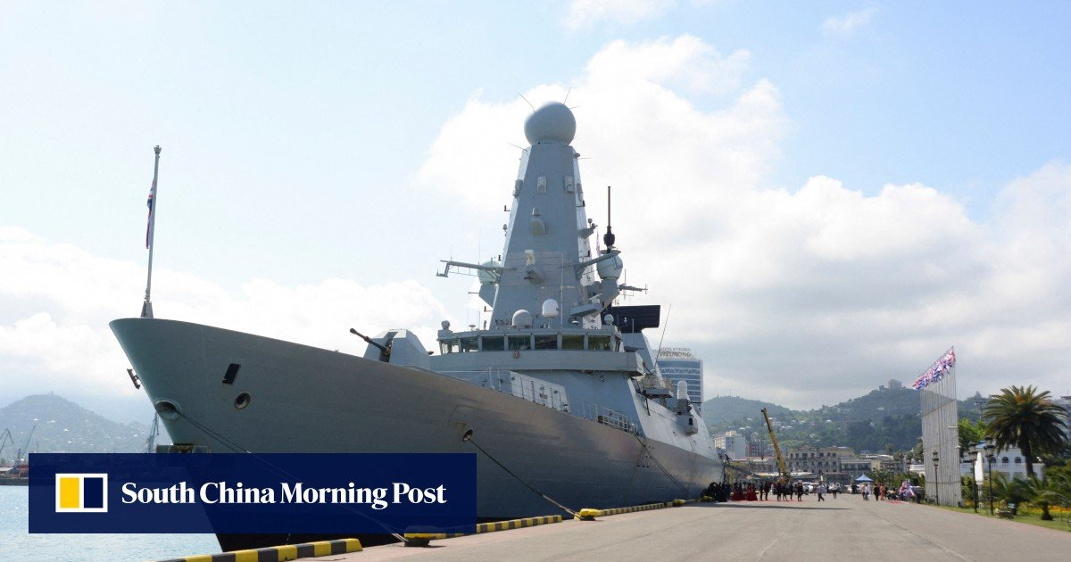 Russia warns Britain: if you sail near Crimea again, your sailors will be injured