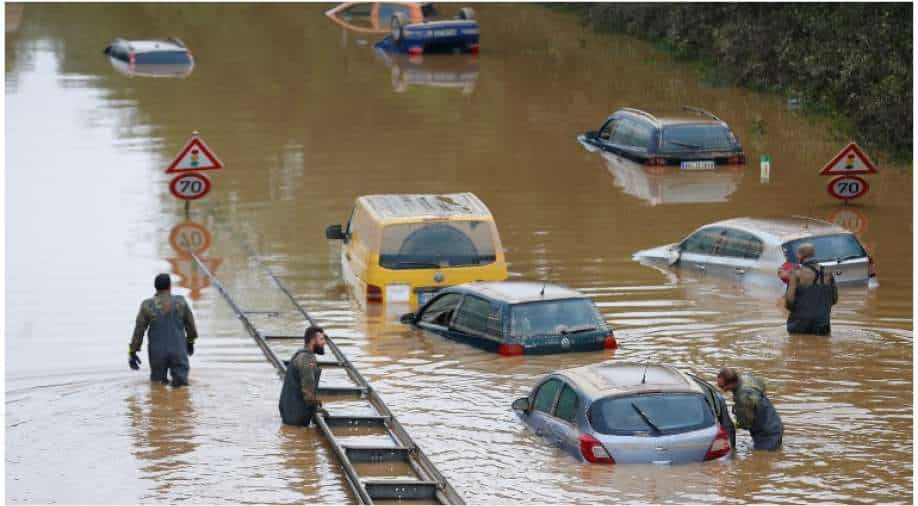 Floods in Germany likely caused nearly $ 6 billion in damage to the insurance industry