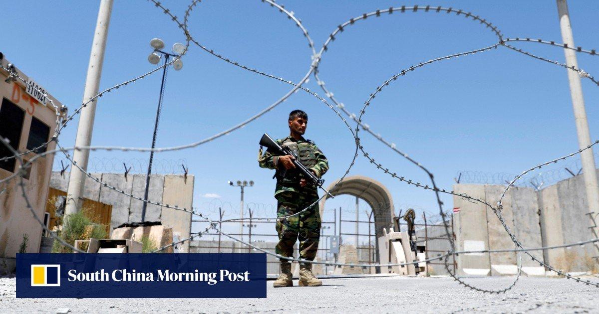 Al-Qaeda mocks US withdrawal from Afghanistan as the Taliban advance