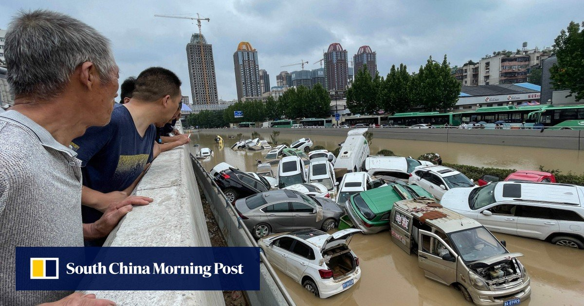 Why weather forecasts couldn't predict China's recent devastating floods