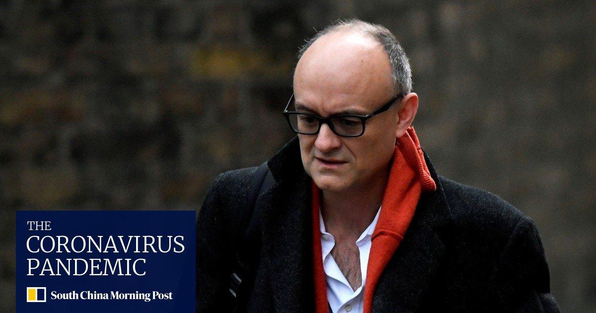 Boris Johnson's advisors were planning to oust him as prime minister, claims former adviser Dominic Cummings