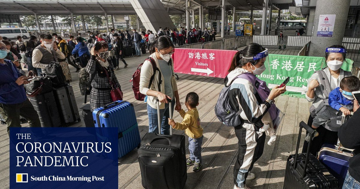 Coronavirus: Talks with Guangdong to resume cross-border travel must start from scratch, the Hong Kong guide admits