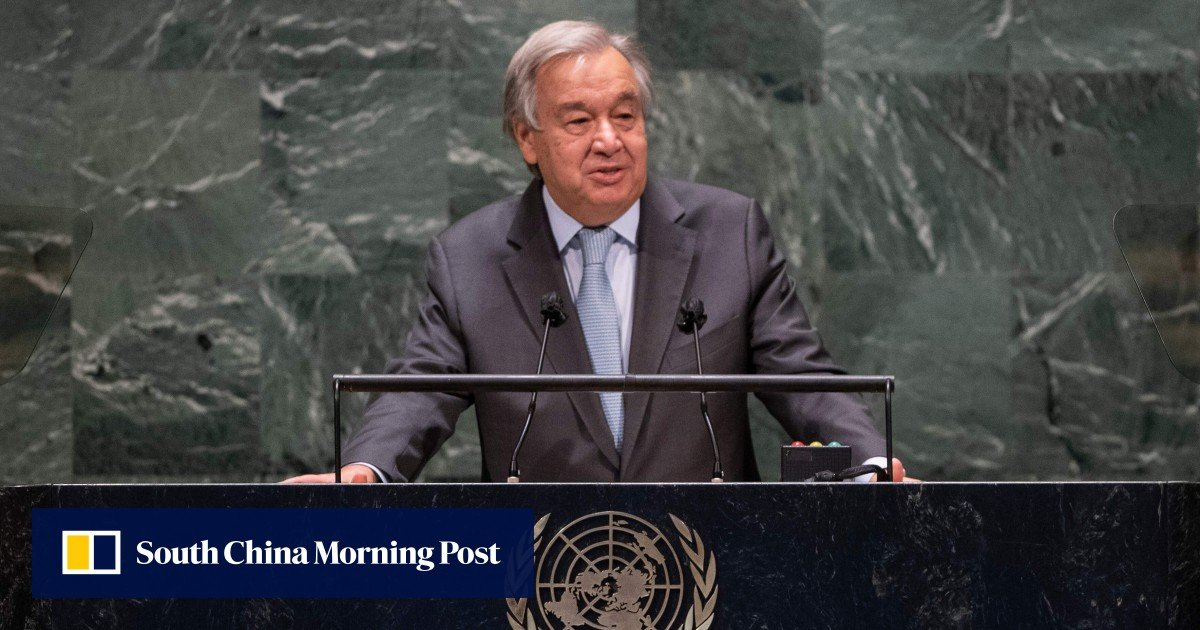 US agency calls on the UN to investigate alleged human rights violations in China