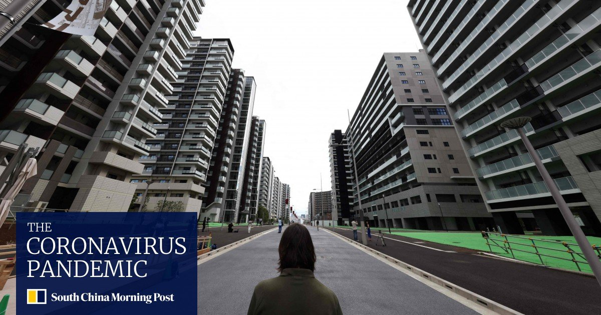 Tokyo Olympics: Athletes' Village opens, but Covid-19 concerns overshadow preparations for the Games