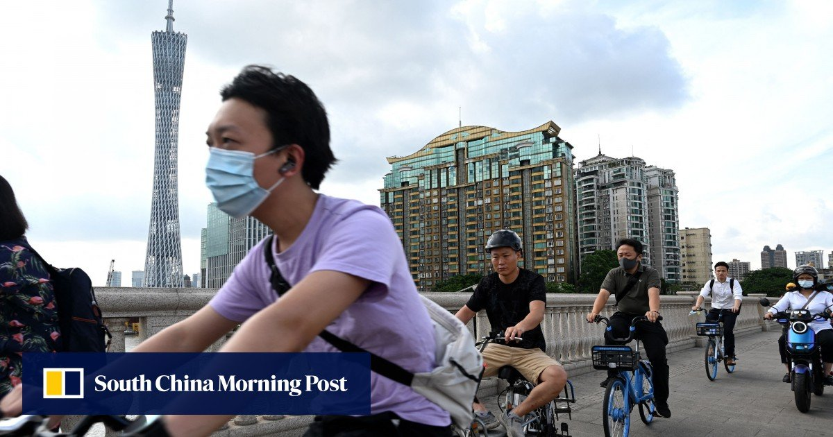 The Hong Kong Minister of Labor promises jobs to the city's youth as he reveals that more than 400 graduates are working in the Greater Bay Area