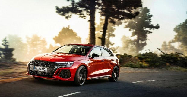 New 400 PS Audi RS 3 promises everyday sports cars