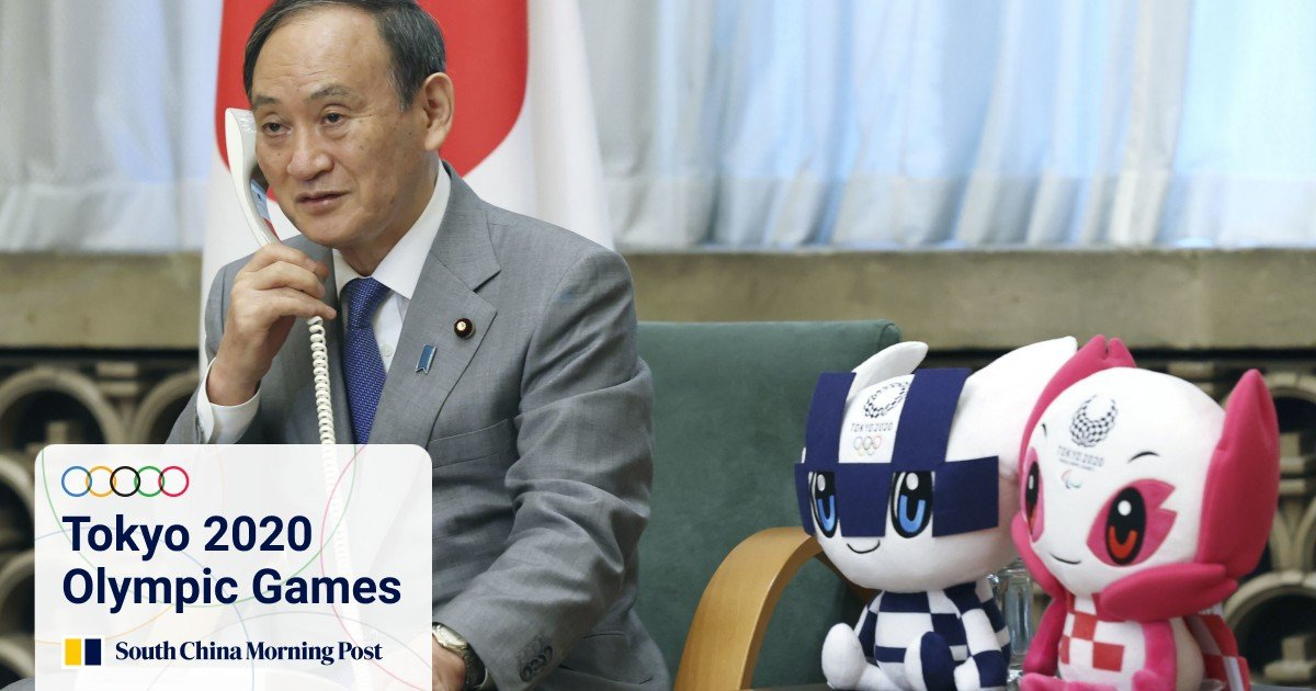 Tokyo Olympics: Support from Janese PM Yoshihide Suga has dropped to its lowest level ever