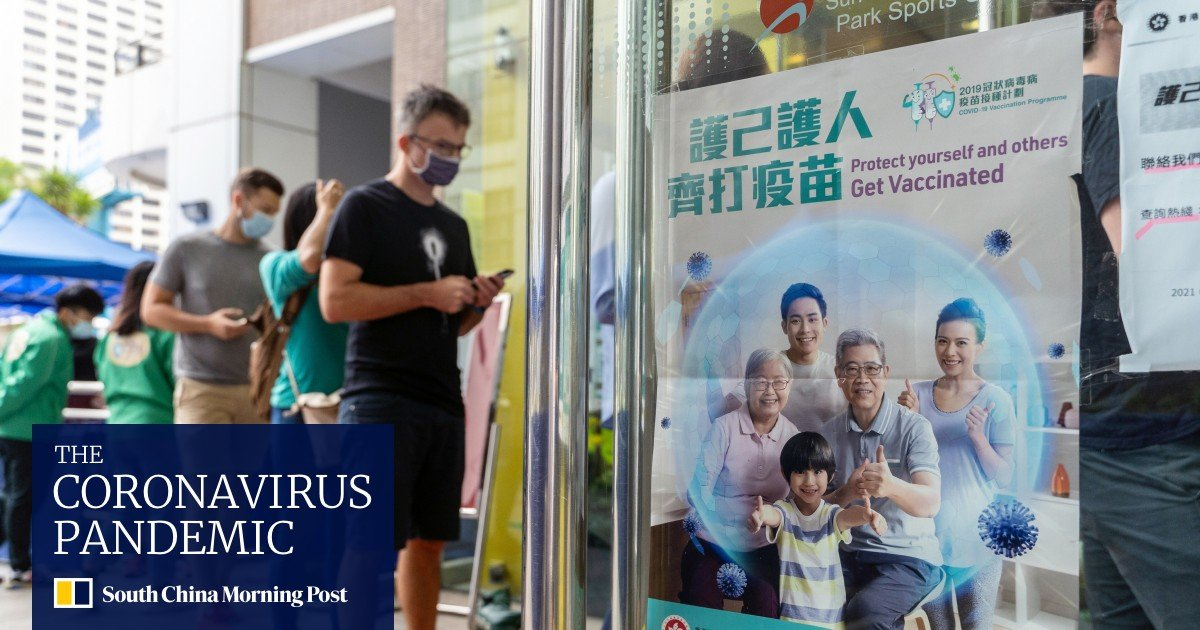 """Coronavirus Hong Kong: """"Loophole"""" Could Allow Vaccinated Comers To Look For Additional Doses On-Site, Warns An Expert;  City does not confirm any new cases"""