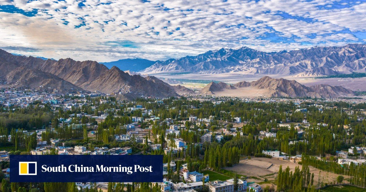 One year after the Indian-Chinese border conflict, Ladakh is hoping for the return of tourists