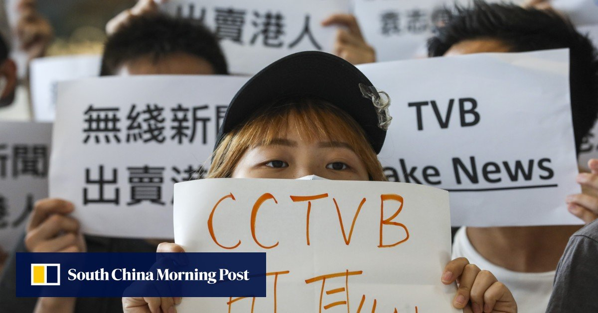 """Hong Kong's loss-making TVB accuses critics of selling advertisers with boycott threats and calls for the end of """"cyberbullying"""""""