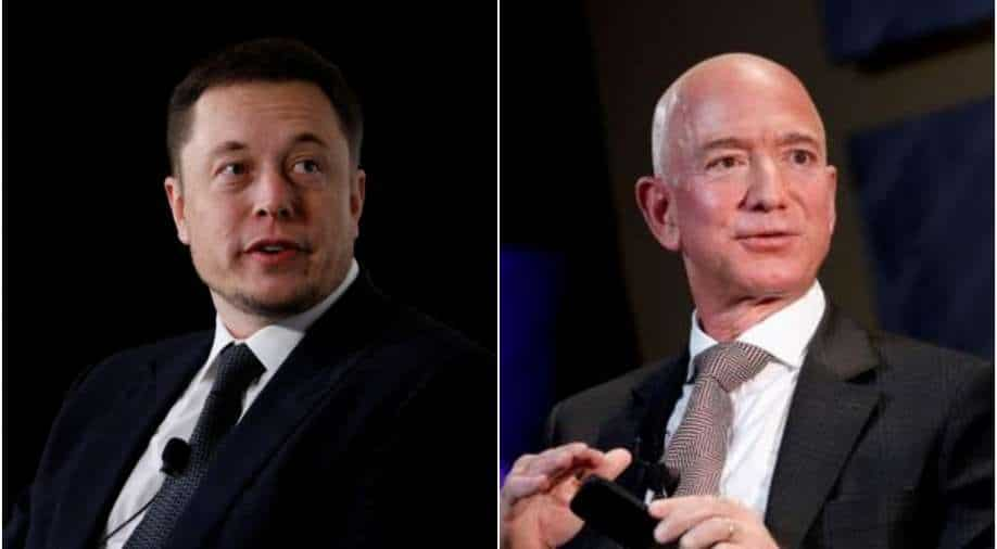 If lobbying & lawyers could put you in orbit, Bezos would be on Pluto: Elon Musk