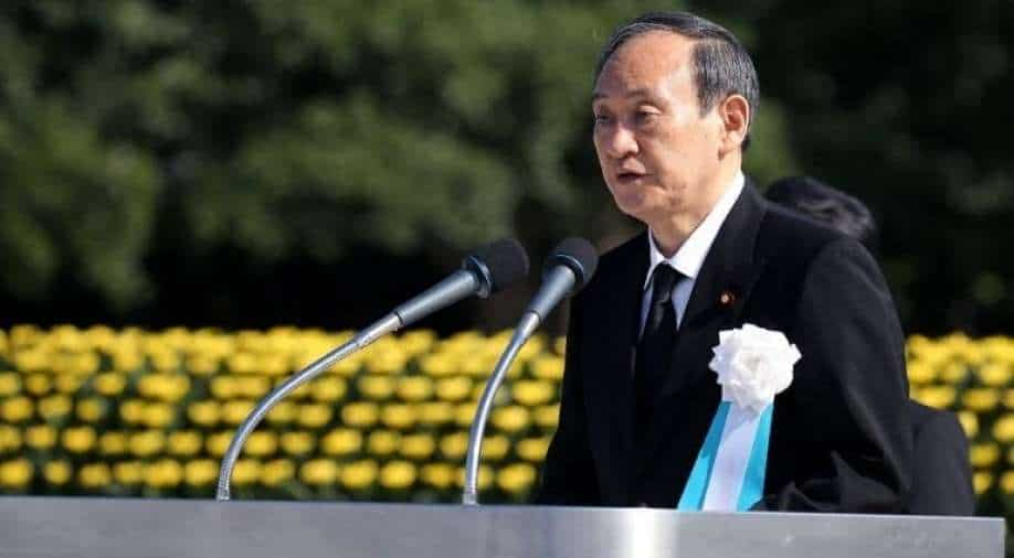 Jan PM Suga supports Vaccine Minister Kono in the race for LDP leadership