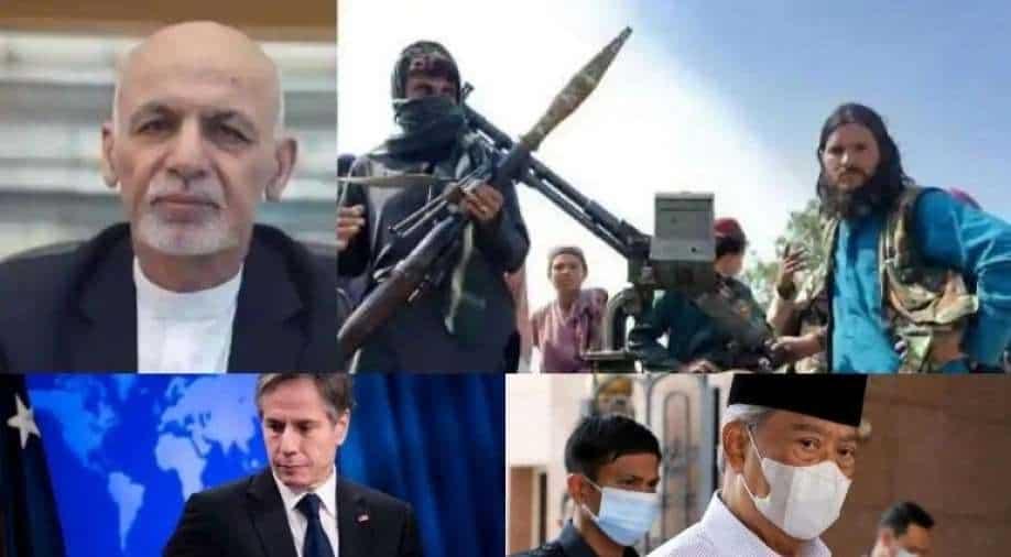 Top 10 world news: Taliban take control of Kabul, Blinken defends Biden, and more