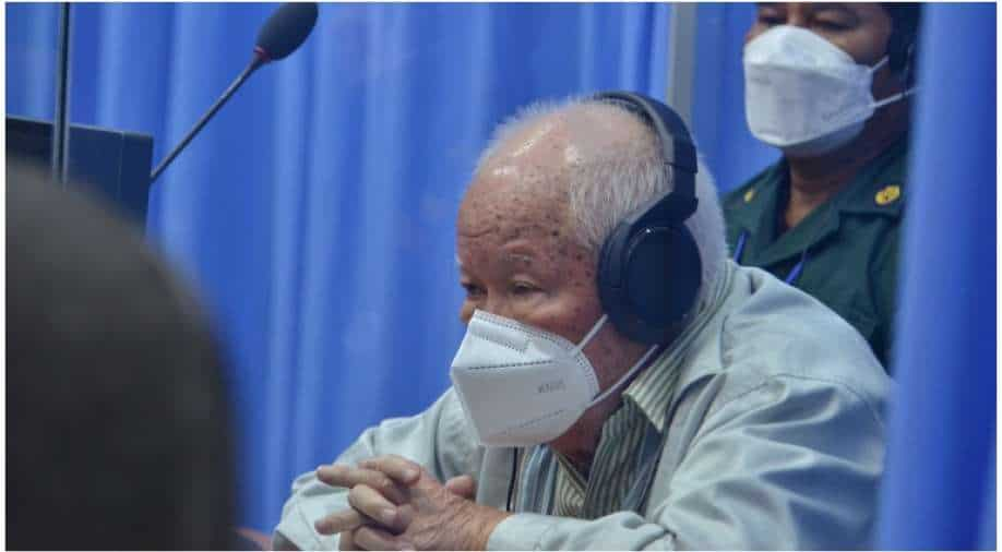 Ex-leader of the Khmer Rouge calls for the genocide conviction to be lifted in Cambodia