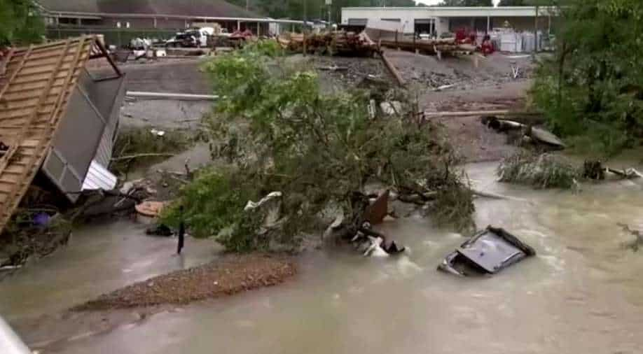 At least 21 dead in Tennessee floods;  several are missing