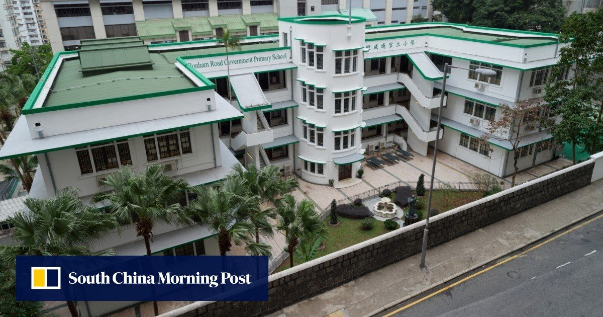 The preservation of the Sai Ying Pun school building shows how the public can work with officials to preserve Hong Kong's legacy: ministers