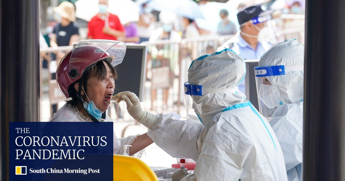 Coronavirus: China reports 96 new cases in the fight against the Delta variant
