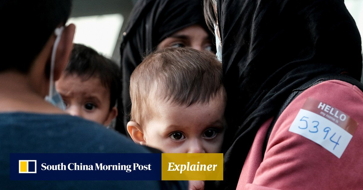 """How the US exit from Vietnam raises hope for an """"orderly exit"""" for Afghan refugees after August 31 – if the Taliban agree"""