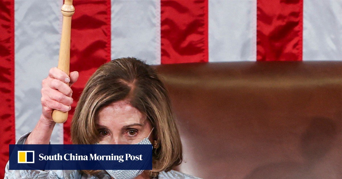 calls for the resignation of US Republican Kevin McCarthy after joking about beating Nancy Pelosi with a hammer