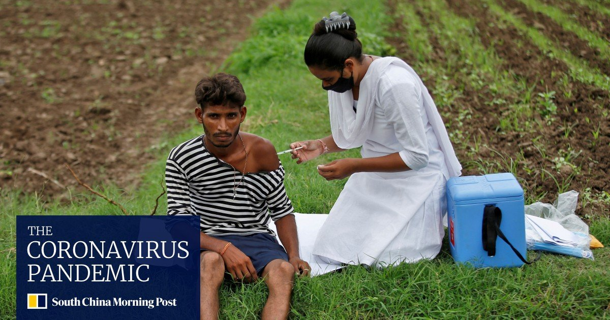 India's asylum seekers are vulnerable to Covid-19 infection and do not have access to vaccines