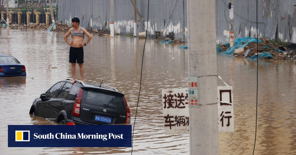China Protests BBC Declaration on Treatment of Journalists Covering Henan Floods