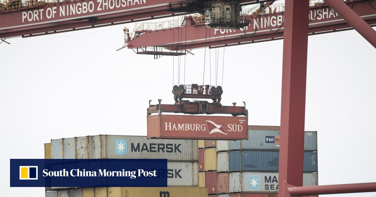 China shipping: Ningbo-Zhoushan container port remains partially closed after coronavirus infection