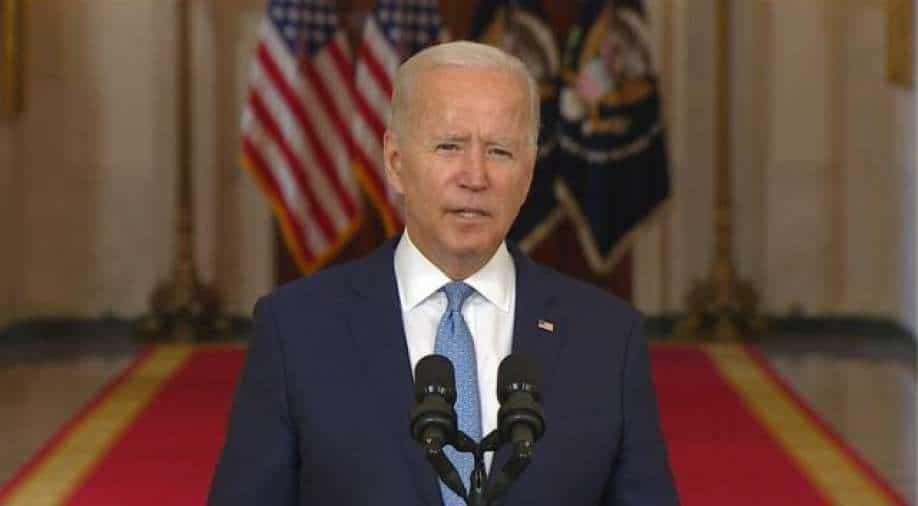 "President Joe Biden calls US evacuation from Afghanistan ""extraordinary success"""