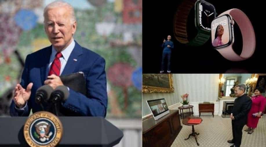 Morning Short Messages: Biden denies President Xi turned down an offer to meet, an event for 2021 & beyond