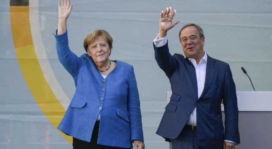 Elections in Germany: Angela Merkel is pushing for a successor in Germany's razor-sharp polls