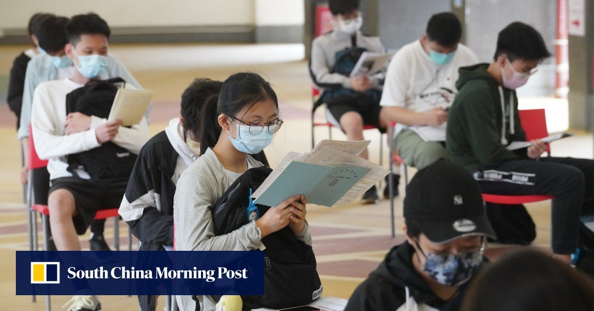 Two-thirds of secondary school students in Hong Kong say teaching English has not prepared them for the future